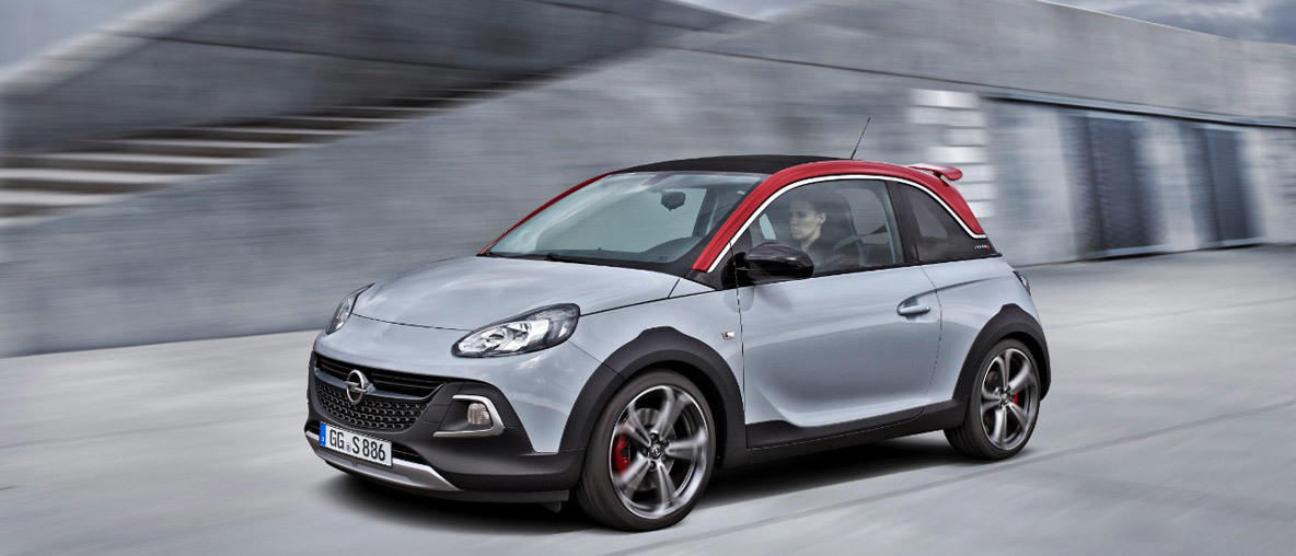 Opel ADAM ROCKS S