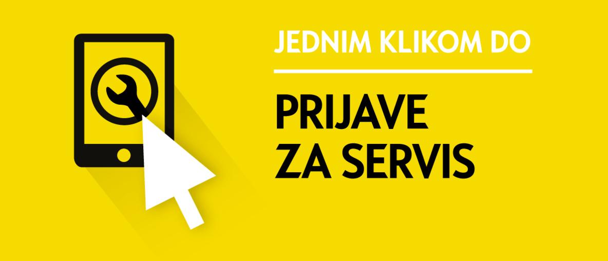 Online ponuda za servis
