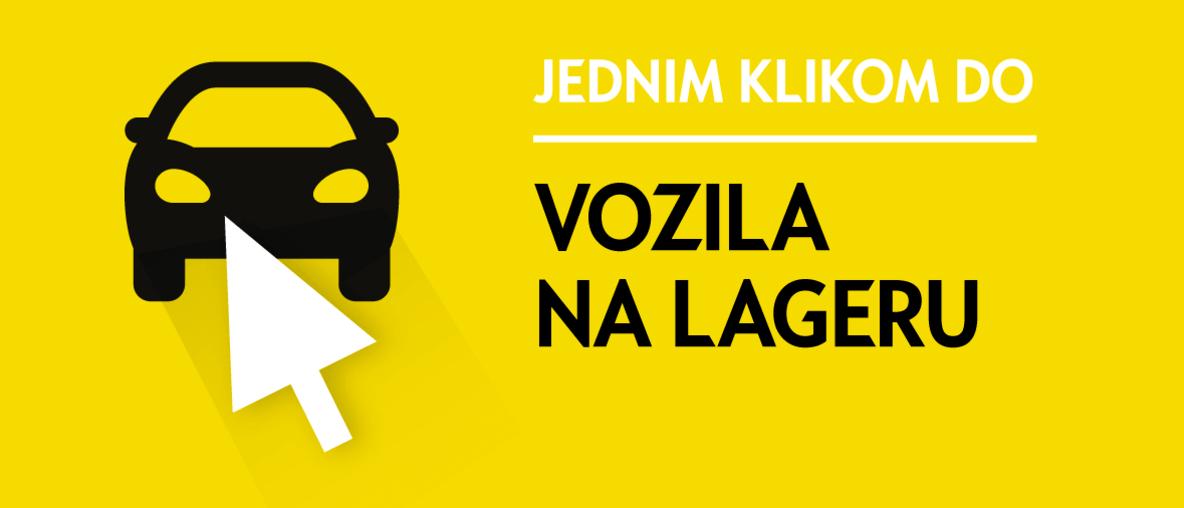 Opel vozila na zalihi
