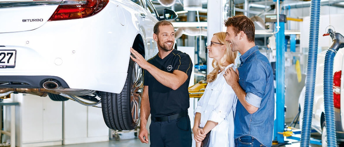 Provjere Opel vozila