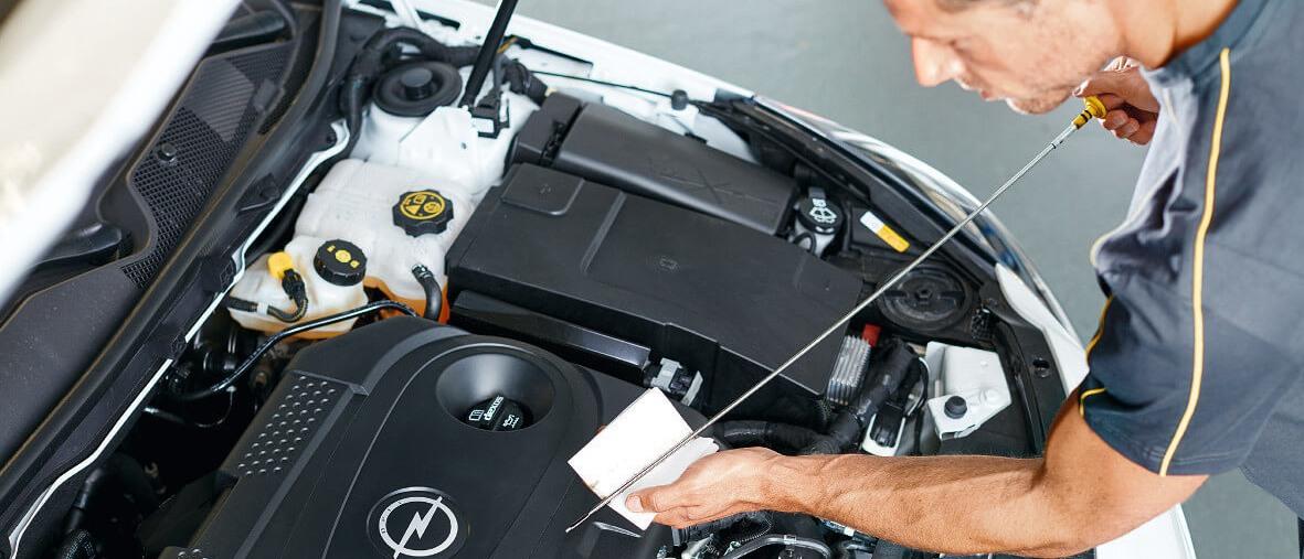 Opel servisni pregled