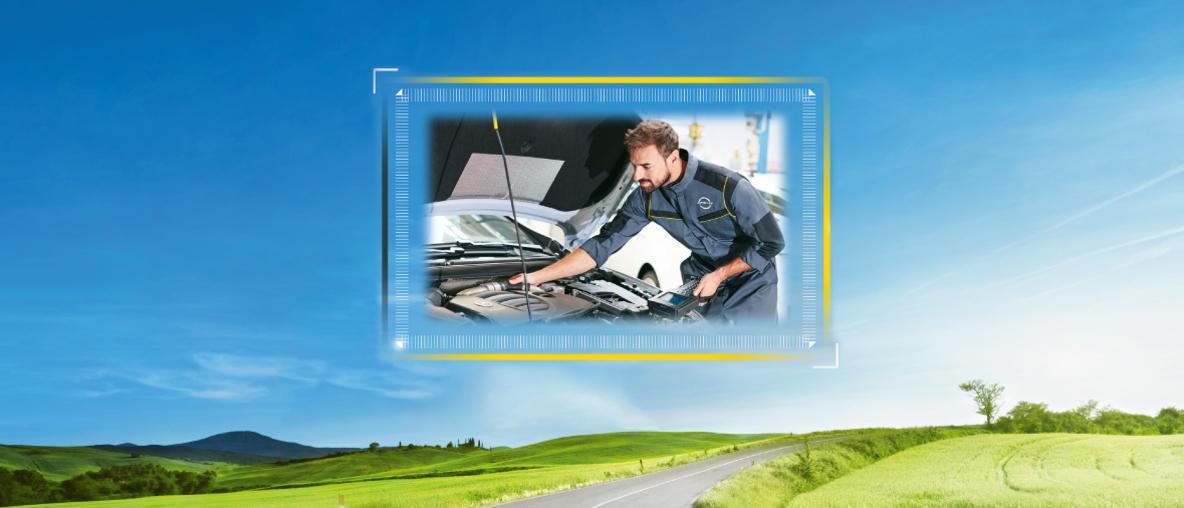 Proljetna servisna akcija iz Opela