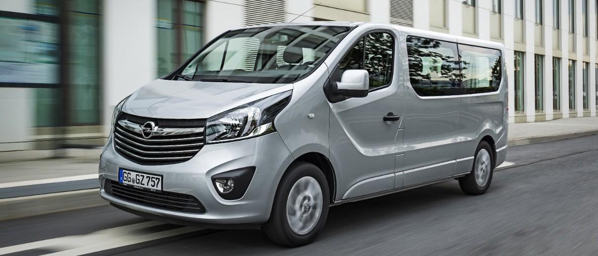 Opel Vivaro PSC Dalmacija