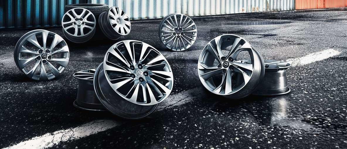 Opel dodatna oprema i rezervni dijelovi PSC Osijek