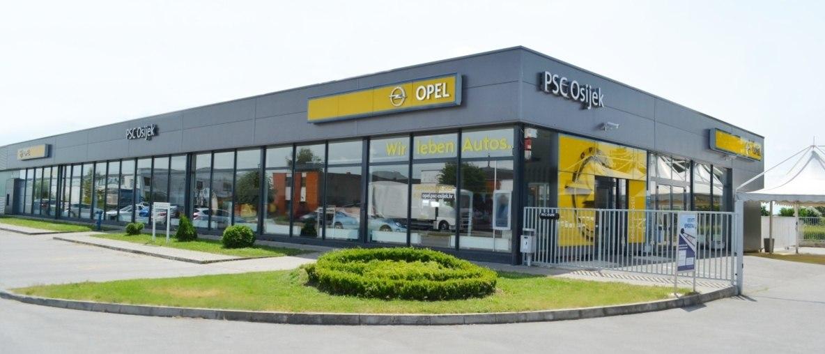 Opel PSC Osijek