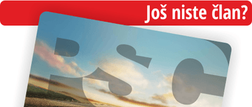 PSC Klub vjernosti program je sakupljanja bodova putem ostvarivanja potrošnje u servisu PSC-a Osijek ali i putem nekih dodatnih aktivnosti (poput primjerice ugovaranja police AO), a u kojemu članovi programa vjernosti ostvaruju vrijedne pakete nagrada, ovisno o potrošnji i ostvarenom broju bodova.
