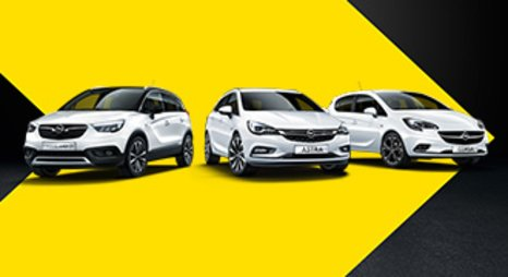 Opel summer campaign