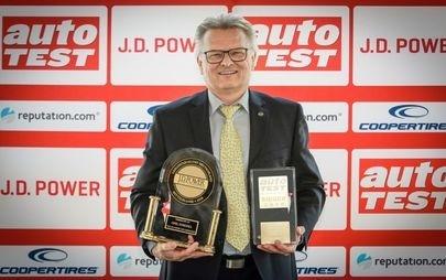 Nagrada J.D. Power: vrhunske ocjene za Insigniju – Opelov model s vrha ponude