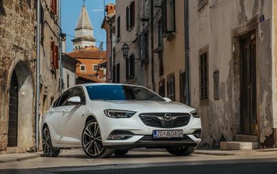 Premijera nove Opel Insignije u Hrvatskoj.