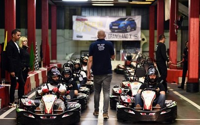 Men's Health Speed Day powered by Opel Grandland X