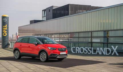 Predstavljanje novog Crosslanda X u MSU Zagreb.