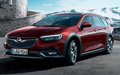 Insignia Country Tourer, Opel