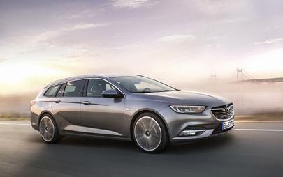 Nova Opel Insignia Sports Tourer.
