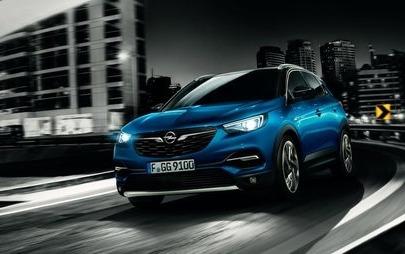 Grandland X, SUV, Opel