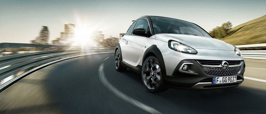Opel, SUV, Adam Rocks
