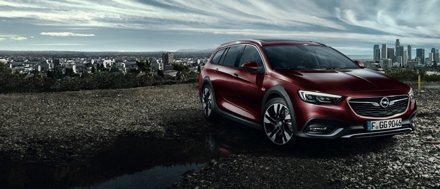Opel, SUV, Insignia Country Tourer