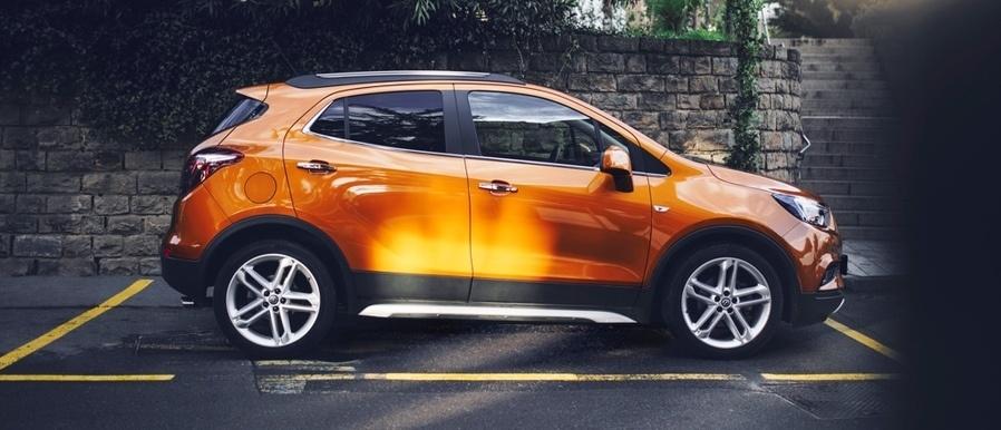 Opel, SUV, Mokka X